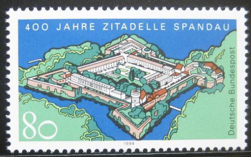 Poštovní známka Nìmecko 1994 Citadela ve Spandau Mi# 1739