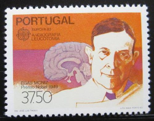 Poštovní známka Portugalsko 1983 Evropa CEPT Mi# 1601