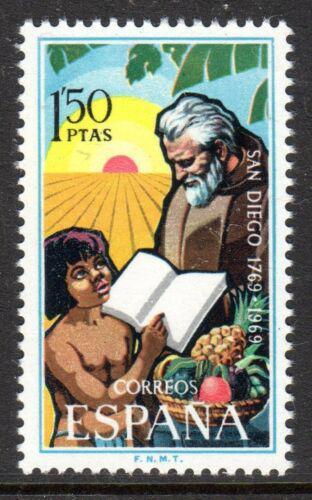 Poštovní známka Španìlsko 1969 Junipero Serra Mi# 1822