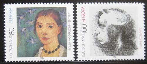 Poštovní známky Nìmecko 1996 Evropa CEPT Mi# 1854-55